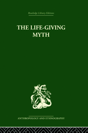 The Life-Giving Myth book cover