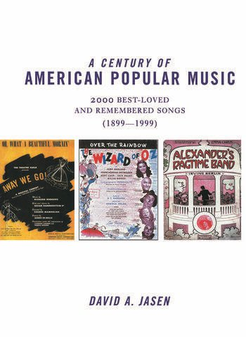 A Century of American Popular Music book cover