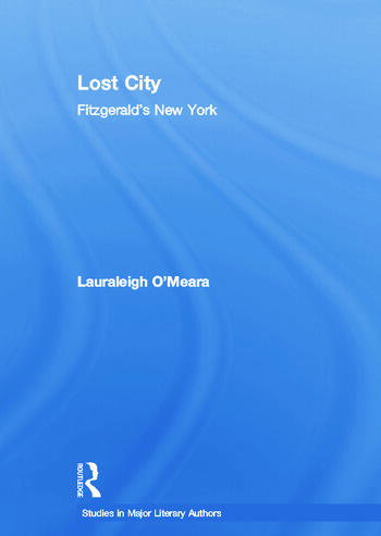 Lost City Fitzgerald's New York book cover