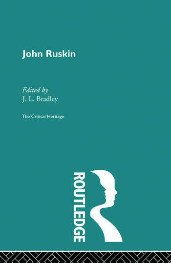 John Ruskin The Critical Heritage book cover