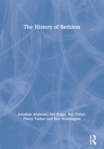 The History of Bethlem book cover