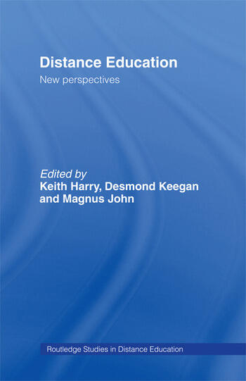 Distance Education: New Perspectives book cover