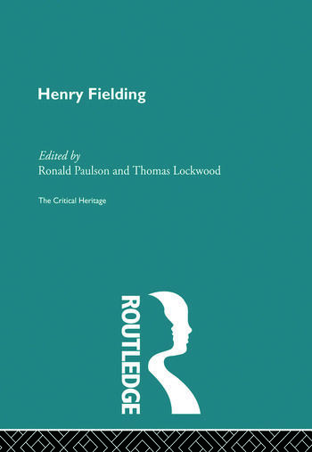 Henry Fielding The Critical Heritage book cover