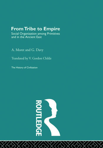 From Tribe to Empire book cover