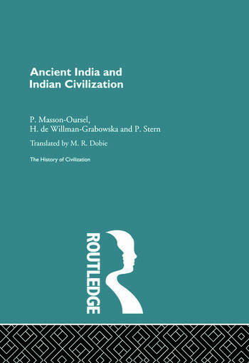 Ancient India and Indian Civilization book cover