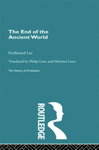 The End of the Ancient World book cover