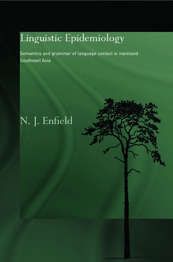 Linguistic Epidemiology Semantics and Grammar of Language Contact in Mainland Southeast Asia book cover