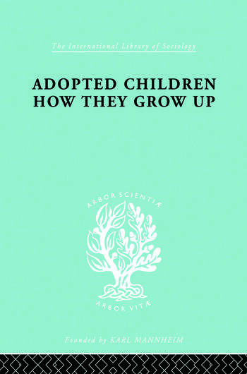 Adopted Children Ils 123 book cover