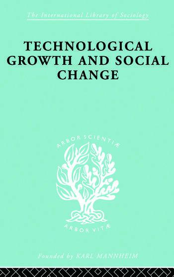 Technl Growth&Soc Chan Ils 165 book cover