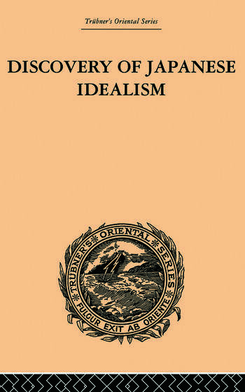Discovery of Japanese Idealism book cover