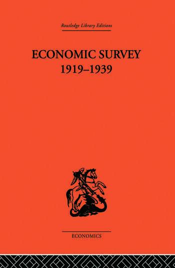 Economic Survey book cover