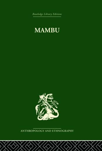 Mambu A Melanesian Millennium book cover