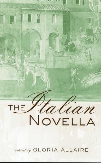 The Italian Novella book cover