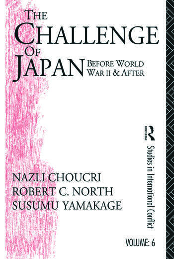 Challenge of Japan Before World War II book cover