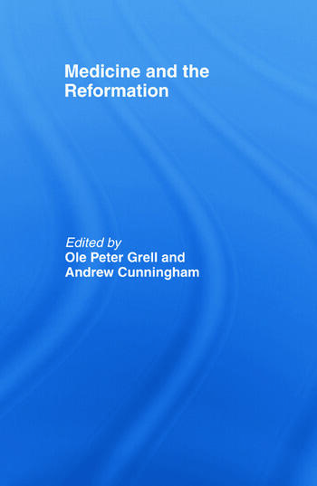 Medicine and the Reformation book cover