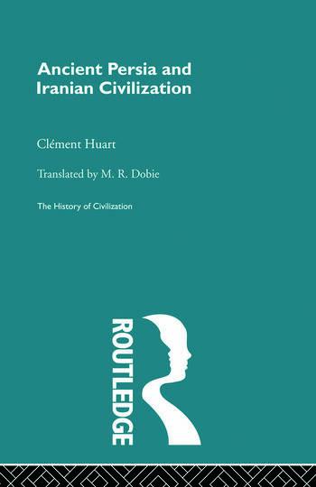 Ancient Persia and Iranian Civilization book cover