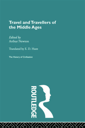 Travel and Travellers of the Middle Ages book cover