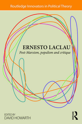 Ernesto Laclau Post-Marxism, Populism and Critique book cover
