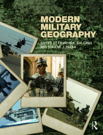 Modern Military Geography book cover