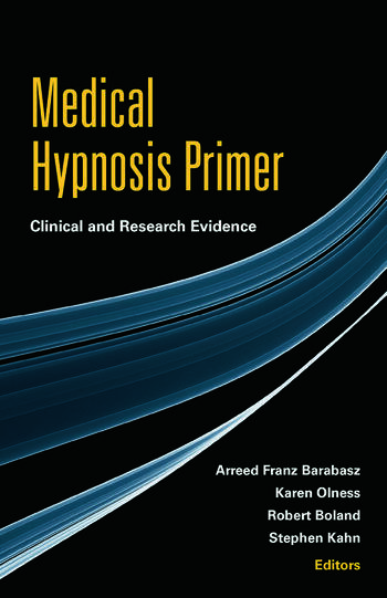 Medical Hypnosis Primer Clinical and Research Evidence book cover