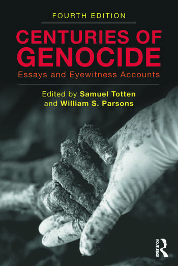 Centuries of Genocide Essays and Eyewitness Accounts book cover