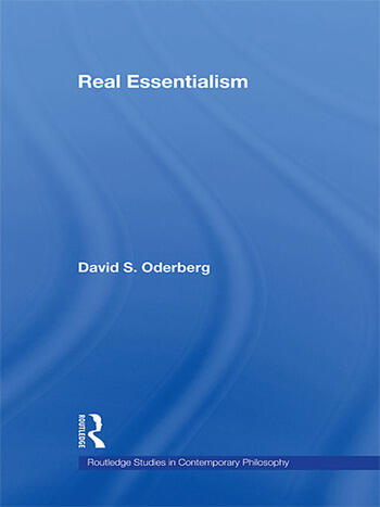 Real Essentialism book cover