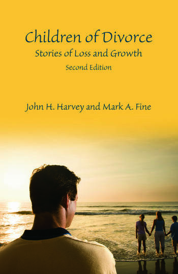 Children of Divorce Stories of Loss and Growth, Second Edition book cover