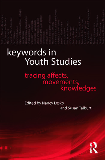 Keywords in Youth Studies Tracing Affects, Movements, Knowledges book cover