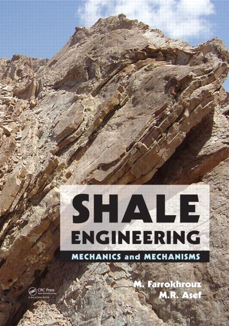 Shale Engineering Mechanics and Mechanisms book cover