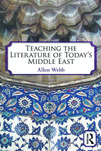 Teaching the Literature of Today's Middle East book cover