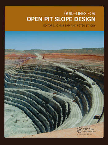 Guidelines for Open Pit Slope Design book cover
