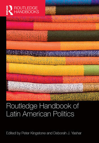Routledge Handbook of Latin American Politics book cover