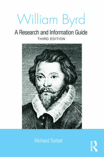 William Byrd A Research and Information Guide book cover