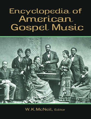 Encyclopedia of American Gospel Music book cover