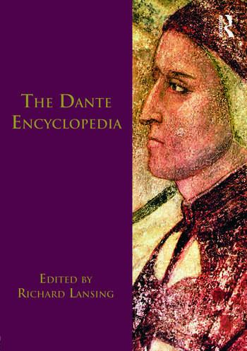 Dante Encyclopedia book cover