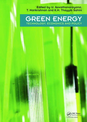Green Energy Technology, Economics and Policy book cover