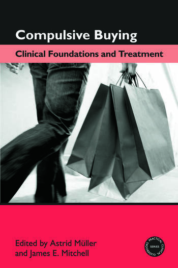 Compulsive Buying Clinical Foundations and Treatment book cover