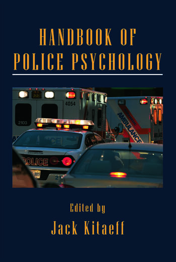 Handbook of Police Psychology book cover