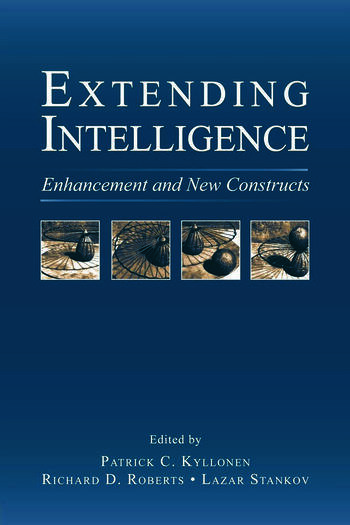 Extending Intelligence Enhancement and New Constructs book cover