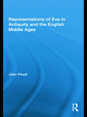 Representations of Eve in Antiquity and the English Middle Ages book cover