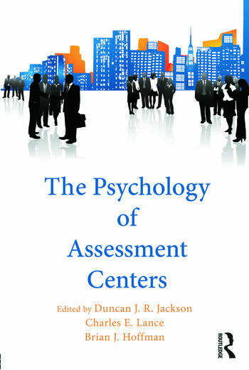The Psychology of Assessment Centers book cover
