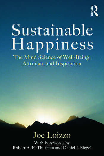 Sustainable Happiness The Mind Science of Well-Being, Altruism, and Inspiration book cover
