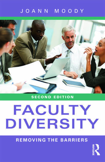 Faculty Diversity Removing the Barriers book cover