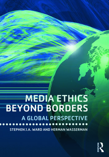 Media Ethics Beyond Borders A Global Perspective book cover