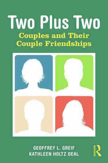 Two Plus Two Couples and Their Couple Friendships book cover