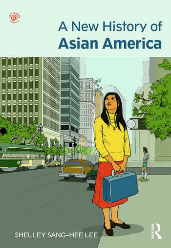 A New History of Asian America book cover
