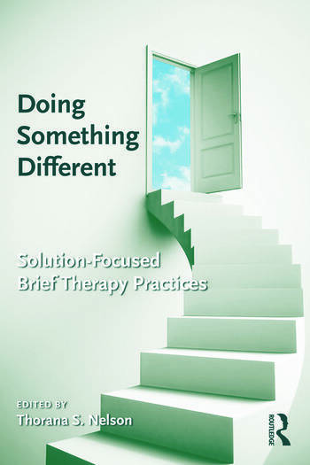 Doing Something Different Solution-Focused Brief Therapy Practices book cover