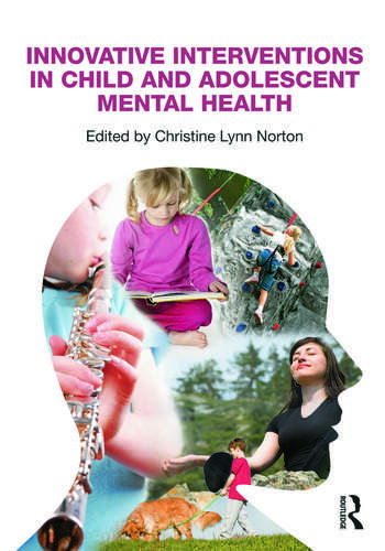 Innovative Interventions in Child and Adolescent Mental Health book cover