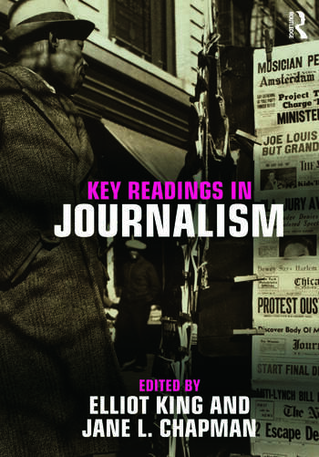Key Readings in Journalism book cover