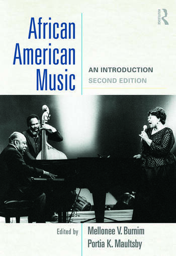 African American Music An Introduction book cover